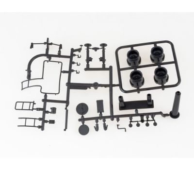 Полуприцеп топливозаправщик Т3-22 (KIT) металл масштаб 1:43 7044AVD, фото 5