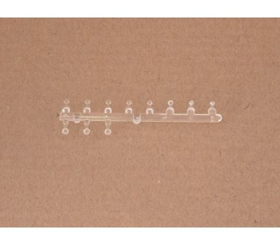 Полуприцеп топливозаправщик Т3-22 (KIT) металл масштаб 1:43 7044AVD, фото 7