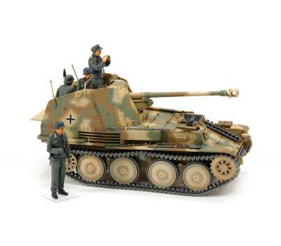 Немецкая САУ MARDER III M, Нормандия, с 5 фиг. и фототравл., 1:35, Tamiya 35364, фото 2