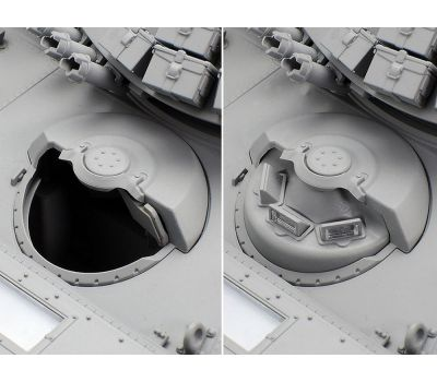 M551 Sheridan, Вьетнам, с 3 фигурами масштаб 1:35 Tamiya 35365, фото 9