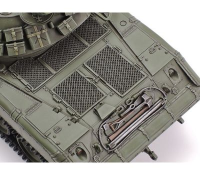M551 Sheridan, Вьетнам, с 3 фигурами масштаб 1:35 Tamiya 35365, фото 10
