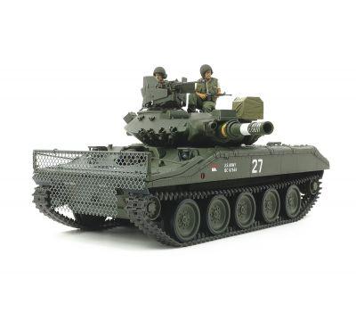 M551 Sheridan, Вьетнам, с 3 фигурами масштаб 1:35 Tamiya 35365, фото 12