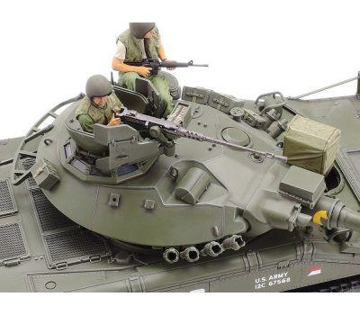 M551 Sheridan, Вьетнам, с 3 фигурами масштаб 1:35 Tamiya 35365, фото 2