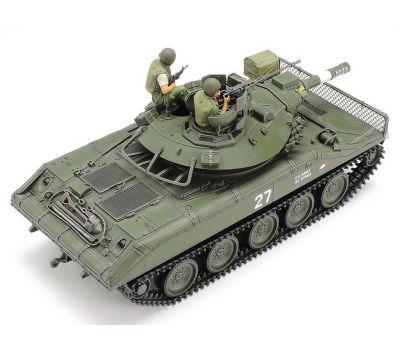 M551 Sheridan, Вьетнам, с 3 фигурами масштаб 1:35 Tamiya 35365, фото 4