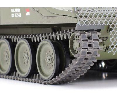 M551 Sheridan, Вьетнам, с 3 фигурами масштаб 1:35 Tamiya 35365, фото 7