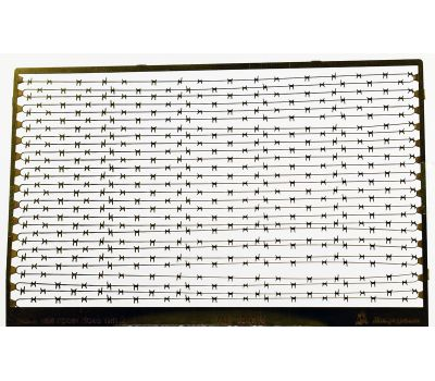 Колючая проволока 3 метра тип 2 Микродизайн MDN000216, фото 2
