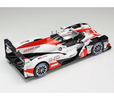 Toyota Gazoo Racing TS050 масштаб 1:24 Tamiya 24349, фото 2
