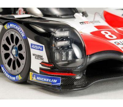 Toyota Gazoo Racing TS050 масштаб 1:24 Tamiya 24349, фото 3