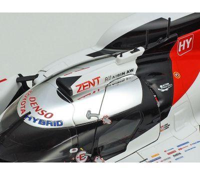 Toyota Gazoo Racing TS050 масштаб 1:24 Tamiya 24349, фото 4