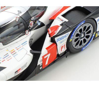 Toyota Gazoo Racing TS050 масштаб 1:24 Tamiya 24349, фото 6