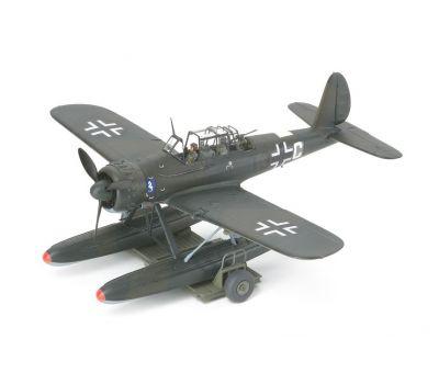 Arado Ar196A с 2 фигурами пилотов масштаб 1:48 Tamiya 37006, фото 1