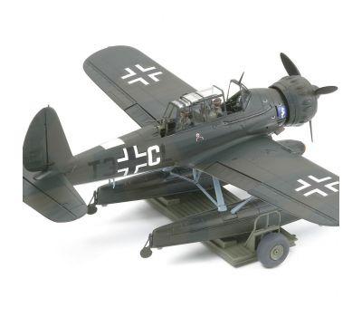 Arado Ar196A с 2 фигурами пилотов масштаб 1:48 Tamiya 37006, фото 2