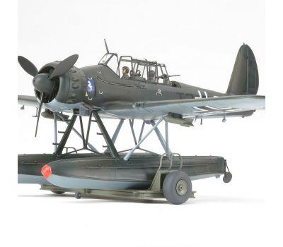 Arado Ar196A с 2 фигурами пилотов масштаб 1:48 Tamiya 37006, фото 4