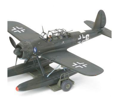 Arado Ar196A с 2 фигурами пилотов масштаб 1:48 Tamiya 37006, фото 5