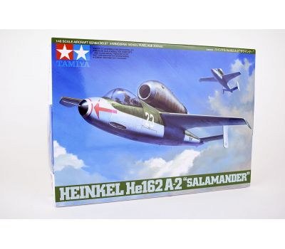 Heinkel He162 A-2 Salamander масштаб 1:48 Tamiya 61097, фото 1
