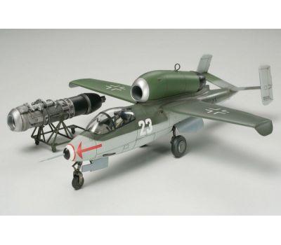 Heinkel He162 A-2 Salamander масштаб 1:48 Tamiya 61097, фото 2
