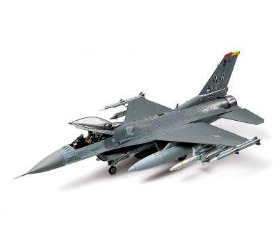 F-16CJ Fighting Falcon масштаб 1:48 Tamiya 61098, фото 2