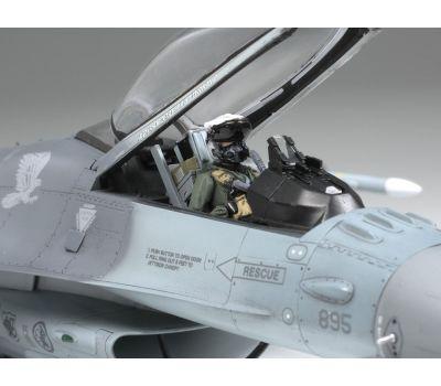 F-16CJ Fighting Falcon масштаб 1:48 Tamiya 61098, фото 3