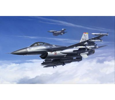 F-16CJ Fighting Falcon масштаб 1:48 Tamiya 61098, фото 1
