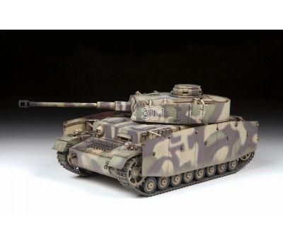 Немецкий средний танк Pz IV Ausf. G масштаб 1:35 ZV3674, фото 3