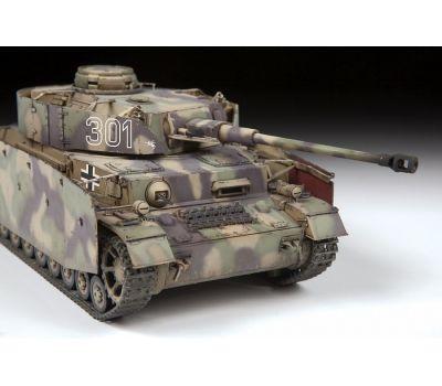Немецкий средний танк Pz IV Ausf. G масштаб 1:35 ZV3674, фото 4