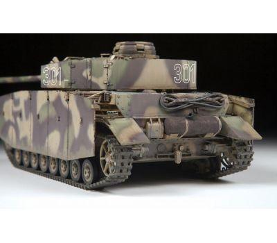 Немецкий средний танк Pz IV Ausf. G масштаб 1:35 ZV3674, фото 5