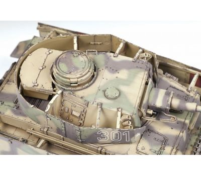 Немецкий средний танк Pz IV Ausf. G масштаб 1:35 ZV3674, фото 7