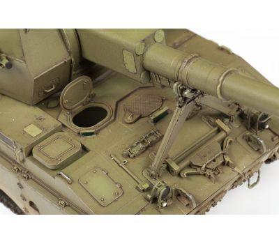Российская 152-мм гаубица 2С35 Коалиция-СВ масштаб 1:35 ZV3677, фото 2