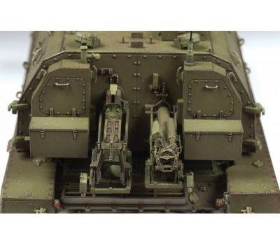 Российская 152-мм гаубица 2С35 Коалиция-СВ масштаб 1:35 ZV3677, фото 3