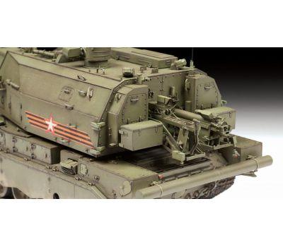 Российская 152-мм гаубица 2С35 Коалиция-СВ масштаб 1:35 ZV3677, фото 5