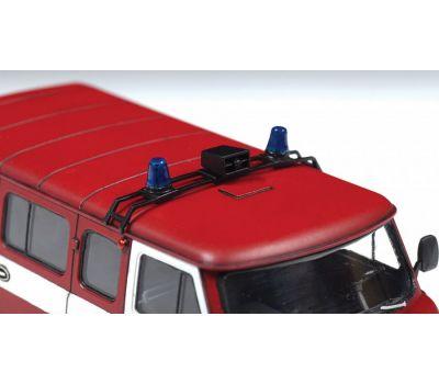 УАЗ 3909 Пожарная служба масштаб 1:43 ZV43001, фото 7