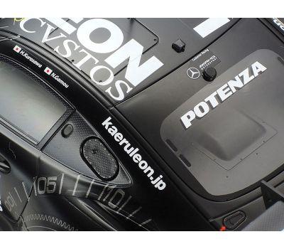 Mercedes LEON CVSTOS AMG масштаб 1:24 Tamiya 24350, фото 5