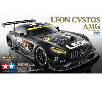 Mercedes LEON CVSTOS AMG масштаб 1:24 Tamiya 24350, фото 1