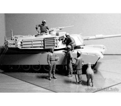 Американские танкисты. Афганистан. масштаб 1:35 MB35131, фото 2