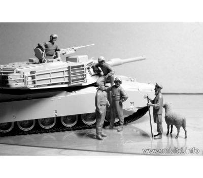 Американские танкисты. Афганистан. масштаб 1:35 MB35131, фото 3