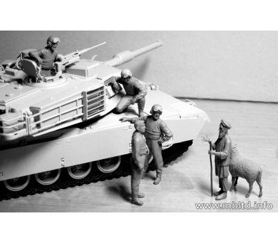 Американские танкисты. Афганистан. масштаб 1:35 MB35131, фото 5