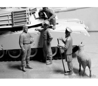 Американские танкисты. Афганистан. масштаб 1:35 MB35131, фото 7