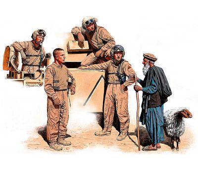 Американские танкисты. Афганистан. масштаб 1:35 MB35131, фото 1