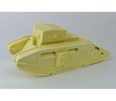 British Mark B Medium Tank (смола) масштаб 1:35 Commander Models KIT1-015, фото 1