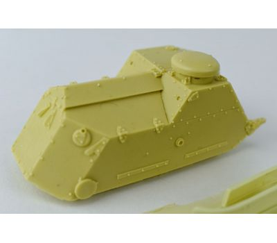 US Ford 3-ton Light Tank 1919 (смола) масштаб 1:35 Commander Models KIT1-016, фото 3