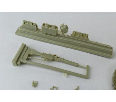 Пулеметная команда (Machine gun team) 1МВ (смола) масштаб 1:35 MM35120, фото 5