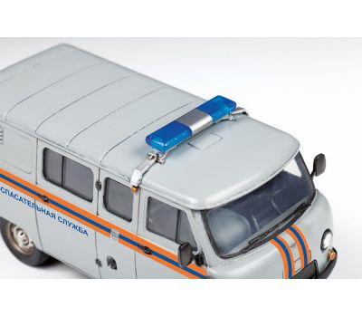 УАЗ 3909 Аварийно-спасательная служба масштаб 1:43 ZV43002, фото 6