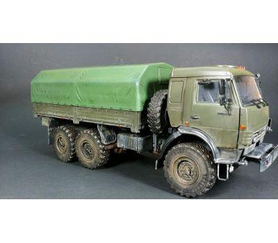 КАМАЗ-5350 Мустанг масштаб 1:35 ZV3697, фото 2