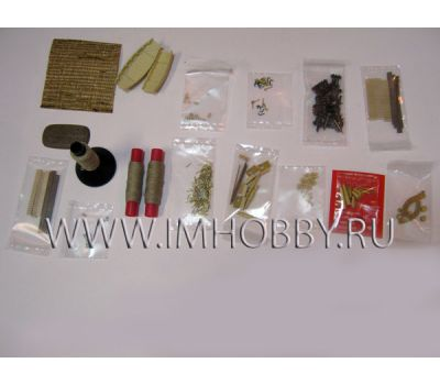 PIRATE JUNK масштаб 1:100 AM1421-рус, фото 4